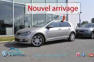 2015 Volkswagen Golf Highline *TDI*DSG*AUTOMATIQUE*MAGS*TOIT PAN