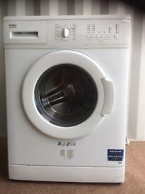 Beko 6 kg washing machine(free delivery)