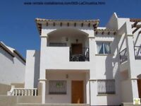 Costa Blanca OCTOBER £215pw up to 4 persons (SM003)