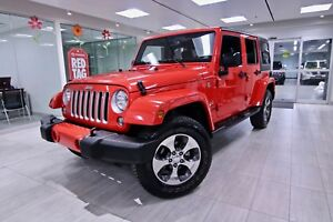 2016 Jeep Wrangler Unlimited UNLIMITED CLEAN CARPROOF, NON SMOKE