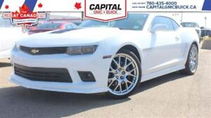 2014 Chevrolet Camaro 2SS RS SPECIAL EDITION 21 WHEELS ZL1 HOOD