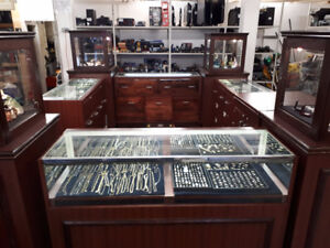 Largest jewelry selection in HRM