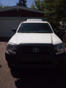 2014Tacoma 4X4 with canopy $11400+finance takeover  or $27000