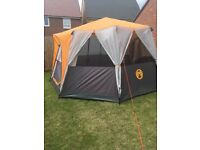 COLEMAN CORTES OCTAGON 8, 4x4 metre (used once)