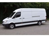 Removal Services/Man and Van/Driver and Van Hire