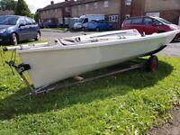 Sailing Dinghy RS 200, Sail No 899, £2,800