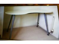 Ikea Galant Kidney shaped desk. Excellent condition.