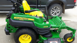 Zero Turn Lawn Mower John Deere Z920