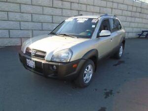 2007 Hyundai Tucson GL 4x4