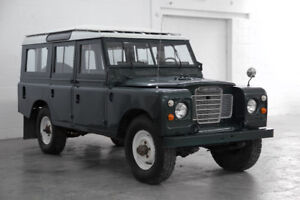 "1969 Land Rover 190"" Series II A"