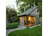 Custom-Bespoke Summerhouse