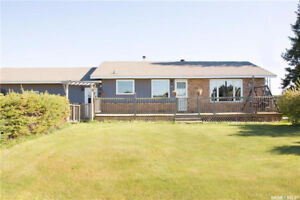 open House!  Hwy #302 East ~ only 4.3 Km from P.A.!