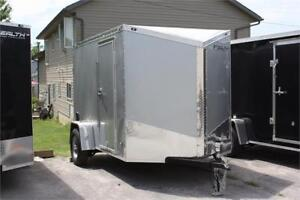 JUST IN!!!  2018 Stealth 6X10 Pro Series Enclosed Trailer