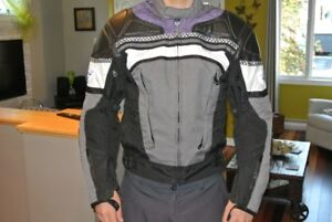 Men's size small motorcycle jacket