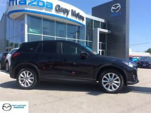 2014 Mazda CX-5 GT, Navi, Heated Leather, Sunroof, mint!
