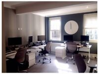 Office desks available to rent in prime location in central Richmond! Inc rates and wifi
