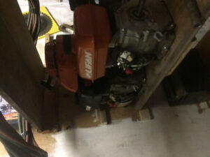 Two 5hp engines for sale