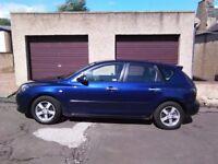 2006 Mazda 3 1.6 Sakata 1yrs mot 89000mls with service history