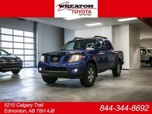 2012 Nissan Frontier PRO-4X Off Road, 3M Hood, Sunroof, Touch Sc