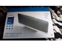Philips Bluetooth DAB CD Player