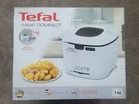 BRAND NEW SEALED BOX TEFAL MAXI COMPACT DEEP FAT FRYER 1KG