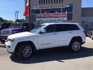 2017 Jeep Grand Cherokee LIMITED|PANORAMIC SUNROOF|8.4