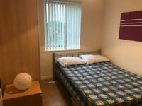 Double bedroom near manchester city centre - all bills included