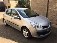 Renault Clio 1.4 16v Privilege 5dr 2006. MOT to May 2018. Full service history.