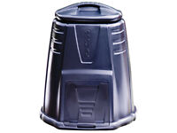 Ecomax Compost Bin Large 330L | Brand New | 100% Recycled Plastic | 3 for £20