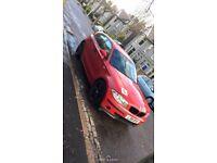 BMW 116i, Red, M Sport alloys/steering wheel/Gearstick