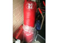 Brand new punch bag