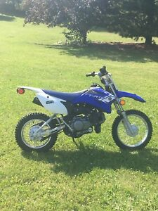 2013  Yamaha TTR 110