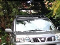 Genuine Nissan X-Trail Roof Bars Part No. KE730-8H000 for Sale