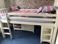 JULIAN BOWEN BEDROOM SET - additional wardrobe bought separate