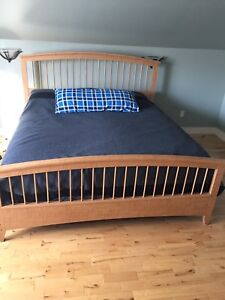 King Bed Frame - $150 OBO