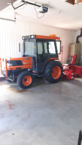 1995 tracteur Kubota