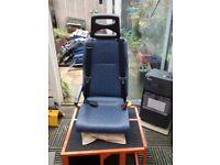 ambulance seats motorhome rear seats