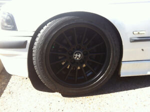 "17"" BMW Rims, Style 32 (Staggered)"
