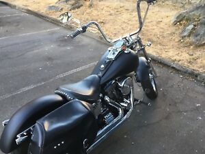 1998 Harley Davidson softtail