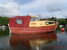Motor Cruiser - Maritime 21 - One owner from new
