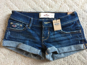 Selling New with Tags Hollister Denim Shorts