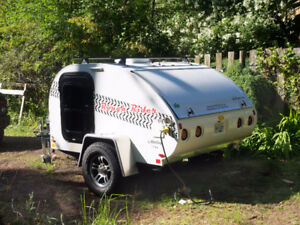 Little Guy Travel Trailer with Off Road Package