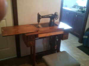 i  have a  Antique  sewing  machine  for sale