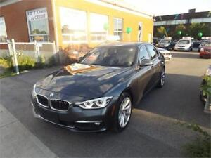 2016 BMW 3 Series 328i xDrive  cuir,toit ouvrant  a 107$/semaine