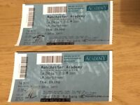 2 Tickets for The Shins @ Manchester Academy