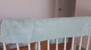 Sun lounger towel with pockets- new