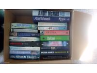 23 Books for sale £10