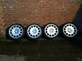 Carlsson replica alloy wheels [ Merc audi vw 5x112 ]