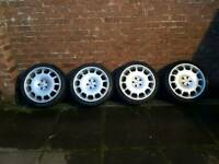Carlsson replica alloy wheels [ Merc audi vw 5x112 ]