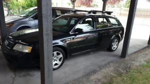 1999 Audi A6 Avant 2.8 V6 wagon